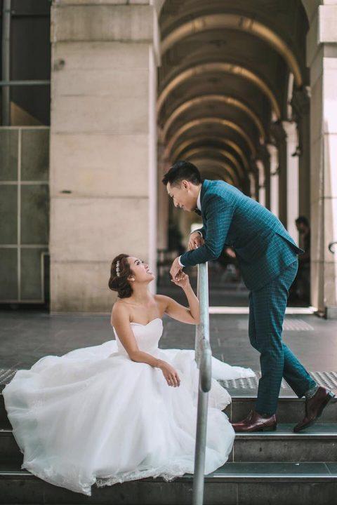 Bridal Sassy Hair Makeup Melbourne