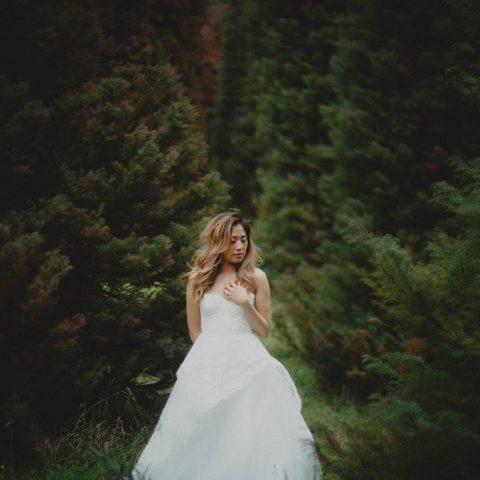 Bridal photoshoot hair make up Melbourne