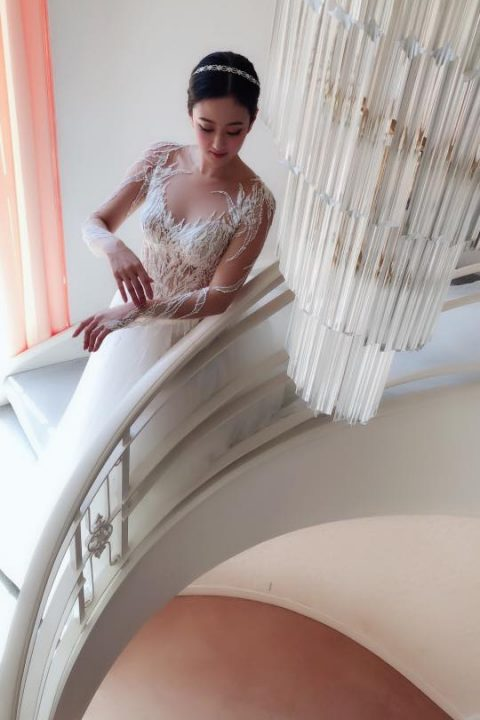 beautiful Bridal makeup Sydney