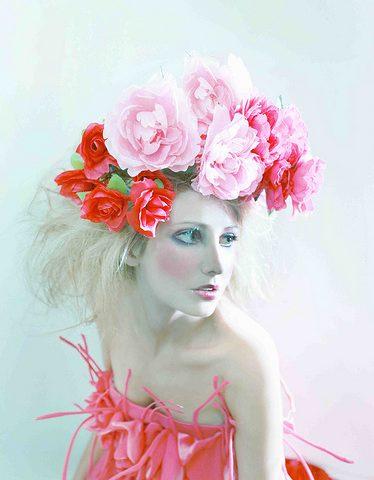 fashion editorial makeup Sydney