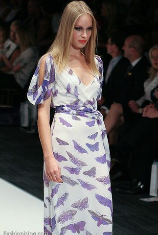 fashion ramp walk hair makeup Melbourne