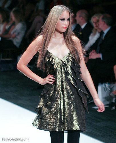 fashion ramp walk hair makeup Sydney