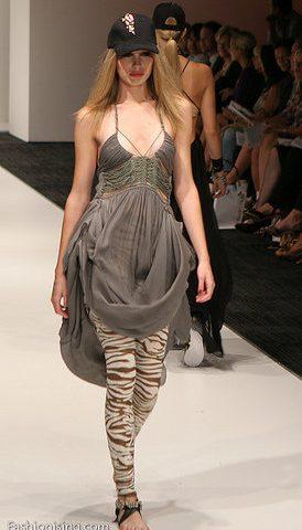 fashion show make up artist Melbourne