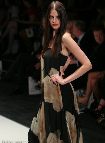 fashion show make up artist Sydney