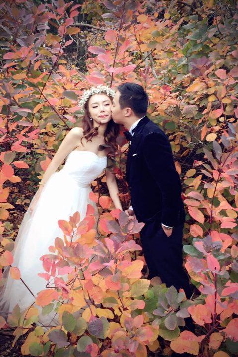 wedding photoshoot hair makeup sydney
