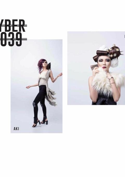 Fashion makeup and hairstylist Melbourne