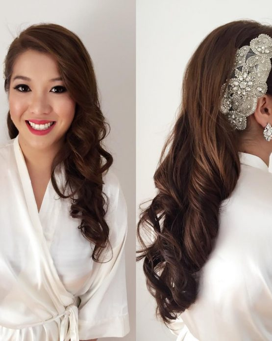 hair and makeup service Melbourne